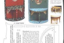 Bego / Mueble miniatura