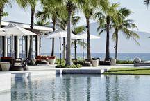 BESt three Vietnam's resorts / Readers of Condé Nast Traveler, a renowned luxury and lifestyle travel magazine, voted three beach resorts (i:e Hyatt Regency Danang, Nam Hai Resort and Victoria Hoi An Beach Resort )in Vietnam's central region among the world's top 40 in 2014.  #bestVietnamsresorts #HyattRegencyDanang #NamHaiResort #victoriaHoiAnBeachResort