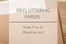 Houses - Decluttering