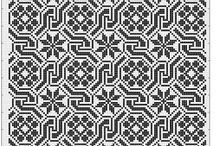 rece/ Filet Croching