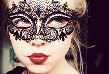 Masquerade Carnevale Make Up