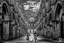 Wedding Photography in Italy / Wedding Photography in the best locations in Tuscany and Italy