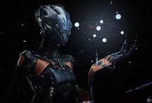 Sci-Fi CG