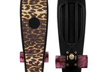 Skateboards, Longboards & Cruisers