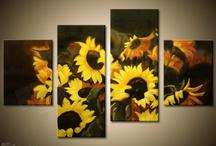 Obrazy malowane