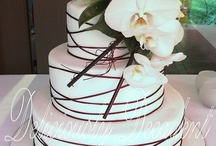 Cake: Wedding / by Krisdee Norton Origami Owl Ind. Designer