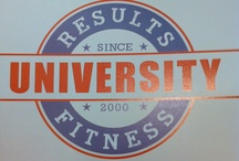 "Results Fitness University - Mastermind Group  / This is an amazing group of people who networking with and masterminding with will change your life and your business forever. They are a group of ""doers."""