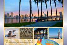 ANI / The AAHAM Annual National Institute is held in October of each year.  In October 2014 the ANI will be held in beautiful downtown San Diego CA!  Join us for three days of great educational programs and networking opportunities!