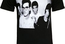 The Smiths T-Shirt Collection / Stay on my arm you little charmer.