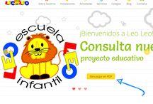 Páginas web / Algunas de nuestras páginas web de clientes