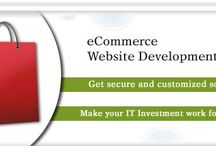 E-commerce web Development Solutions / we specialize in E-commerce Customization, E-commerce designing, E-commerce SEO, E-commerce website maintenance, Extension and plug-ins development, Store customization, Form integration and other E-commerce requirements.