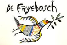 De Fayebosch / Small olive & lavender farm. Making homemade products & olive oil. Olive tastings. Functions. Accommodation.