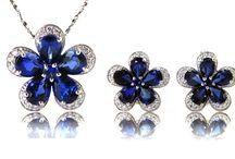 gemstone set by Borealy