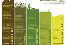 Sponsorship Levels / by Courtney Armistead