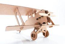 Zabawki z tektury Leolandia / Modele za tektury do samodzielnego składania