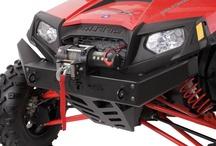 Polaris RZR Bumpers - 800 & S model