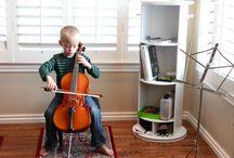 Cello practice ideas