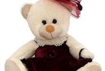 Belle Epoque / #much_toys Teddy Bear belle epoque with clothes .  Find more > www.much.gr
