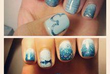 Disney Nails / by Kelsey Duke