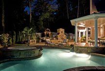 Light Up the Night / Light up your landscape! Miller Landscape 770-591-5234 Woodstock, GA
