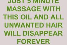legs hair removal