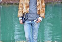 Fabulous Fur / Whether it's real or faux, these fur items will keep you warm... / by Evelyn Jauridez