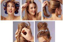 Hair styles / by Jessie Thomas