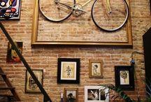 Kerékpár tárolás