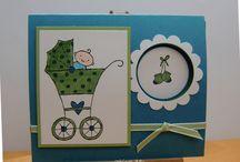 Baby Cards / by Marlene Welz