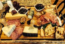HP cheese platters / Cheese platter ideas and creations by Heather Polke