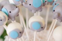 Cake pops / by 💕Jelly