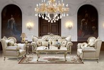 Victorian Living Room Sets