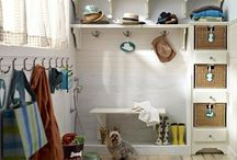 mudrooms / by Pam Taylor