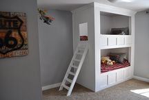 Home: Children's Room / by Stephanie