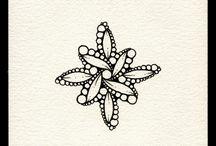 Zentangle (art de dessiner)