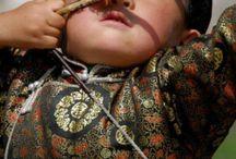mongoliska pojke