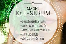 essential oil recipes for skin