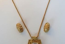 Kenneth jay lane egyptian scarab necklace $150