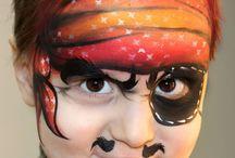 Pirate / face