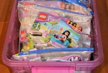 Organization, Kid toy storage