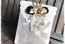 Glazine Bags/Vellem Enveloppen