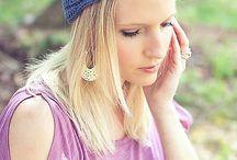 crochet--headbands / by Heather Prescott