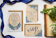Invitations: Wedding