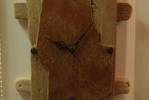 καθρέπτες & ρολόγια από θαλασσόξυλα / driftwood clocks / mirror / driftwood clocks / ρολόγια από θαλασσόξυλα driftwood mirror /καθρέπτες από θαλασσόξυλα