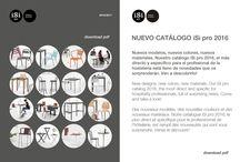 catálogo iSi pro 2016