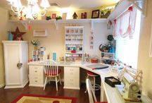 Sewing Room / by Amber Weekly