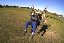 Paramotoring / The Paramotor is like an  aircraft engine, except worn backpack-style and designed to change  a paraglider wing to a Powered Paragliding (PPG).