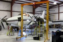 Maintenance / Phab Aviation can assist you by following the maintenance of your aircraft.