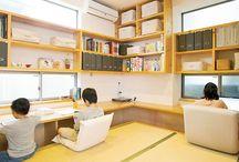 勉強場所 和室