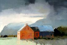 2) Landscape - Paul Stone
